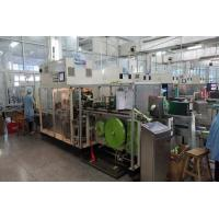 China Professional Wet Wipes Packing Machine Three Phase Four Cables System on sale