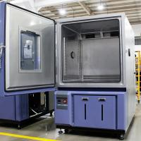 Quality 1000L Environmental Temperature Humidity Test Chamber With Large Observation Door for sale