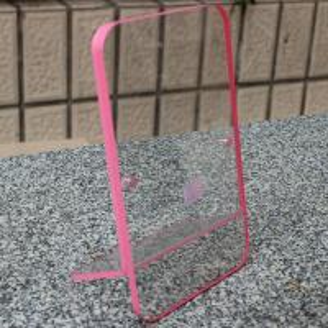 Quality custom shenzhen plastic photo frame clear acrylic photo frames 4x6 for sale