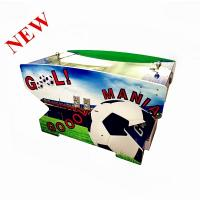 Buy Goal Mania football redemption game machine at wholesale prices