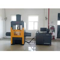 Quality Heavy Duty Bend Test Equipment 1000KN With One Body Cast Steel Structure for sale