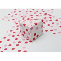 Buy 17gsm Custom Wax Paper Sheets , Single Side Wax Wrapping Paper 50 x 70cm at wholesale prices