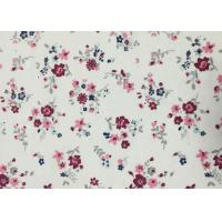 Quality 150gsm Striped 21w Floral Corduroy Fabric With Nice Hand Feel for sale