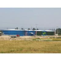 China Center Enamel Is The First Glass - Fused - To - Steel Agricultural Water Storage Tanks on sale