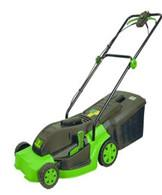 Quality Brush motor electric lawn mower with certificates / high quality petrol 1600w for sale