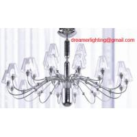 Quality 28 lights traditional High quality modern glass chandelier for sale