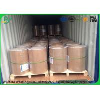 Quality Double Sides Uncoated Jumbo Roll Paper 841mm 55gsm 60gsm 70gsm 80gsm For School Excercise for sale