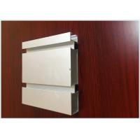 China Electrophoresis Aluminium Channel Profiles 6m Normal Length For Furniture / Office on sale