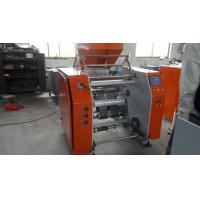 Quality Cling Film Roll Stretch Film Rewinding Machine / production line with Speed of 0-900m / min for sale