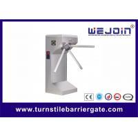 Buy Supermarket Safety Tripod Turnstile Barrier Gate for Customers Access Management at wholesale prices
