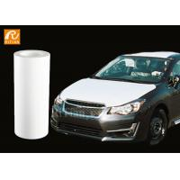 Quality Self Adhesive Automotive Protective Film Soft Hardness Shipping Transport Usage for sale