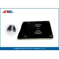 Buy cheap RFID USB Reader Writer , HF OEM RFID Reader Integrated With Antenna from wholesalers
