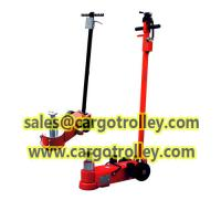 Quality Air trolley jack with high quality for sale
