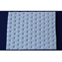 Buy Light Weight PTFE Teflon Sheet , Non-Flammable Black PTFE Slide Bearing at wholesale prices