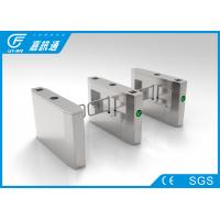 Buy cheap Pedestrian Barrier Gate With Alarm Function For Business Office Building from wholesalers