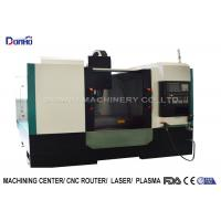 Quality Fanuc Oi MF Control System Cnc Milling Equipment , 3 Axis Milling Machine Aluminum Engraving for sale