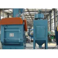 Quality Crawler Auto Tumble Belt Shot Blasting Machine Compact Structure ISO9001 for sale