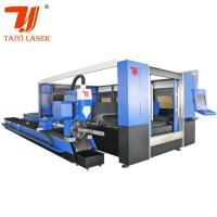 Quality TY -3015JBG Fiber High Power Laser Cutting Machine For Pipes And Sheet for sale