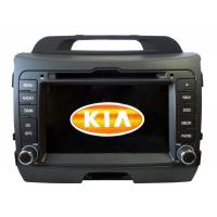 Buy LED Monitor 3G Car Stereo / IPOD / Car GPS KIA DVD Player For KIA Sportage R ST at wholesale prices