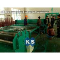 Quality Customized Gabion Production Line Automatic Straightening Cutting Machine for sale