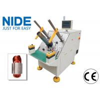 Quality NIDE Semi-auto Single phase stator winding inserting machine for micro induction motors for sale