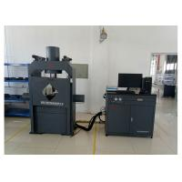 Quality 3000KN High Force Bend Test Machine , Bending Test Apparatus With Safety Enclosure for sale