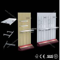 Quality high quality customized garment shop display rack with competitive price for sale