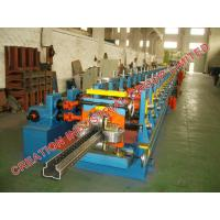 China Automatic 15KW Pallet Rack Roll Forming Machine 10m/min CE / SONCAP on sale