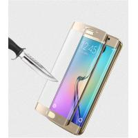 Quality 3D 9H Hardness Smartphone Glass Screen Protector Fingerprint Resistant Samsung Galaxy S7 for sale