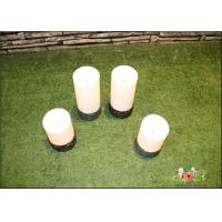 Quality Outdoor Solar Garden Lights Battery Operated With Switch On The Base for sale