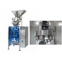 Quality Grain / Seeds Vertical Packaging Machine With Volumetric Cup High Grade Material for sale