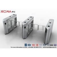 Quality Security 900mm Swing Barrier Gate Handicap Accessible RFID Turnstyle Gates for sale