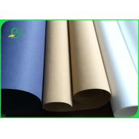 Quality Multiple Water Resistant Kraft Paper Rolls for sale