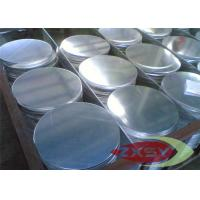 Quality Coating / Printing Deep-drawing Aluminum Circle For Pans Alloy 3003 for sale