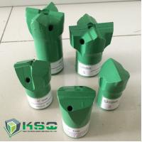 Quality 7 / 11 / 12 Degree Taper Chisel Drill Bit for Small Hole Rock Drilling Tools for sale