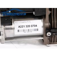 Buy Air Ride Suspension Shock Absorbers Compressor Pump A2213200704 for Mercedes W221 at wholesale prices