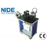 Quality Stator Insulation paper shaping and cutting machine for two slots motor for sale