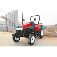 China Red SHMC554 Four Wheel Drive Tractors / Farm Tractor , 55 Horsepower on sale