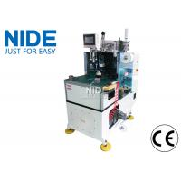 Quality Double side motor stator coil end lacing machine Middle size , CCC Certificate for sale