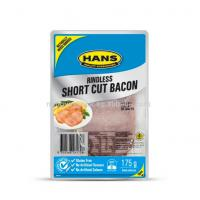 Quality Clear Window High Barrier Food Packaging Lidding Film / Lid Film For Bacon Tray for sale