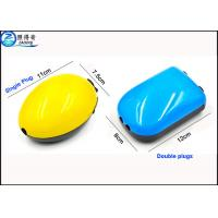Buy Small Ultra-quiet Lithium Battery Aquarium Air Pump 1.5W / 3W For Fish Tank at wholesale prices