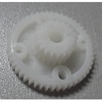 Quality High Precision Compound Delrin Plastic Gear Molding For Industrial Parts for sale