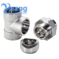 Quality stainless steel Socket Welding pipe Fittings for sale