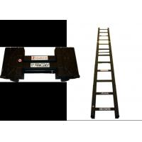 Buy cheap Cast Aluminum Alloy Tactical Assault Ladders Foldable Lightweight With High from wholesalers