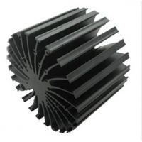 Quality 6063 - T5 Cooler / Radiator / Aluminum Heatsink Extrusions High performance for sale