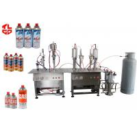Quality Semi Automatic LPG Gas Filling Machines for sale