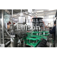 Quality 24 Washing Head Water Bottle Filling Machine for sale