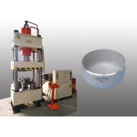 Buy Deep Drawing Double Action Hydraulic Press 500 Ton Capacity Large Flow Rate at wholesale prices
