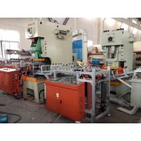Quality Aluminium foil food containers making machine with Stacker / Feeding Machine for sale