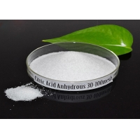 Quality BP White Crystalline Odorless Citric Acid Monohydrate Powder for sale